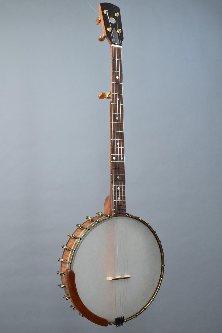 ODE 12″ Limited Edition Open Back Banjo (#037)