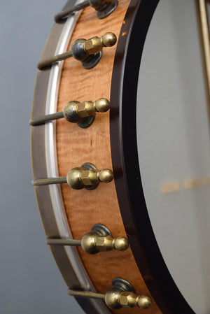 "OME Alpha 12"" Open Back Banjo (#7333)"