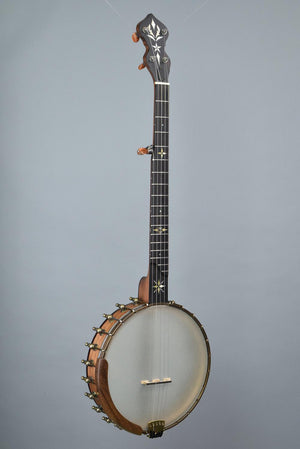 "OME North Star 11"" Open Back Banjo w/ Radiused Fingerboard"