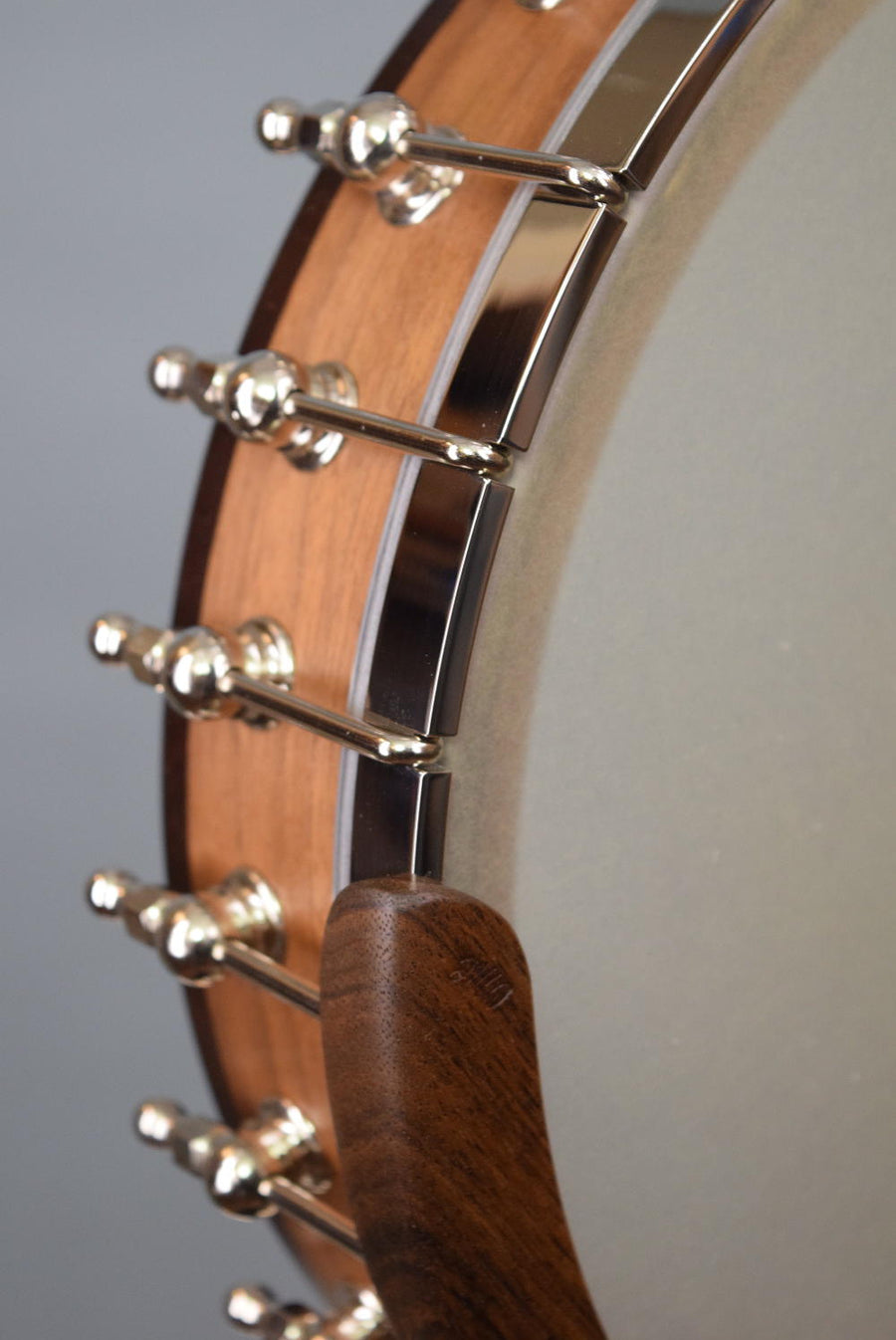 "OME Celtic 12"" Open Back Banjo w/ Walnut Neck and Rim"