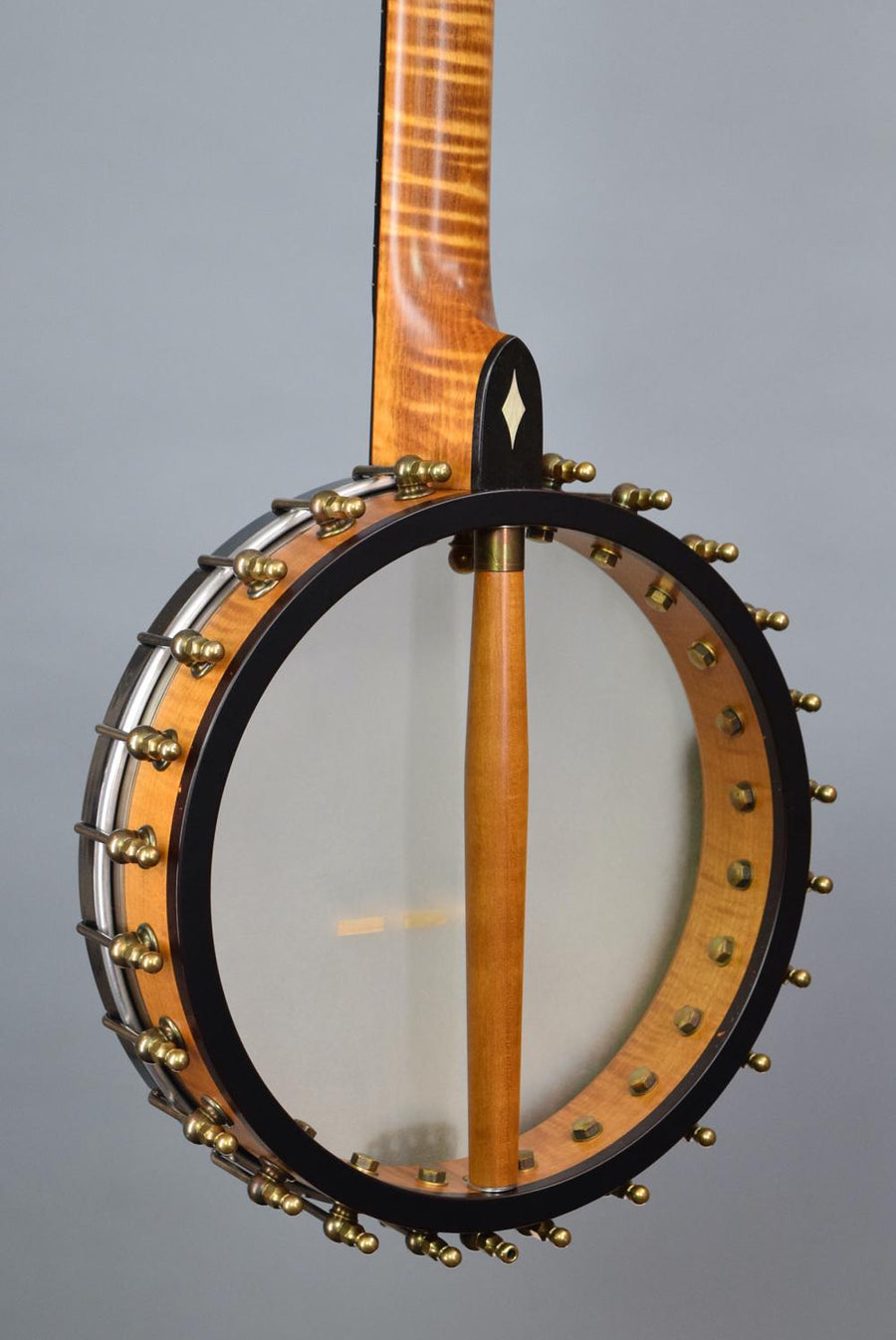 "OME Eclipse 11"" Open Back Banjo w/ Maple Neck and Rim"