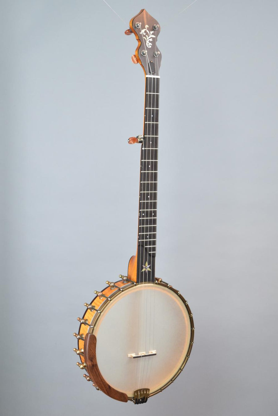 "OME Flora 11"" Open Back Banjo w/ Maple Neck & Rim"