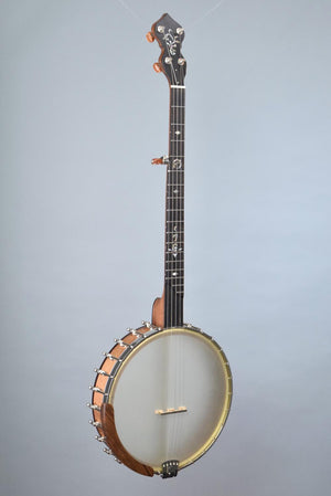 "OME Juniper 12"" Open Back Banjo w/ Walnut Neck & Rim"