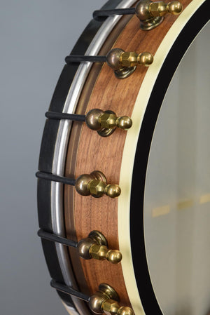 "OME Mira Custom 11"" Open Back Banjo"