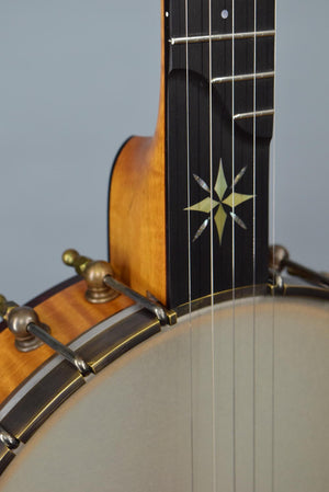 "OME North Star 11"" Open Back Banjo"