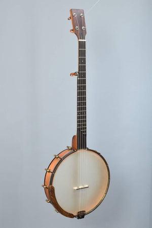 "OME Tupelo 12"" Open Back Banjo w/ Mahogany Neck & Maple Rim"