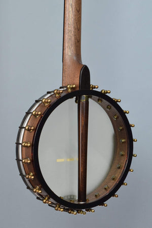 "OME Wizard 11"" Open Back Banjo w/ Walnut Neck & Rim"