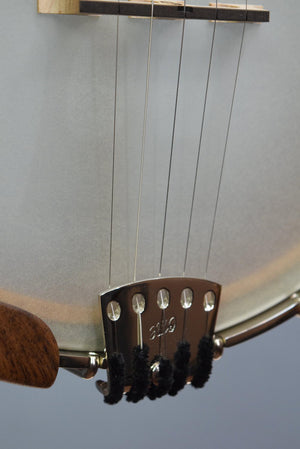 "Ome Juniper 11"" Open Back Banjo w/ Mahogany Neck & Rim"