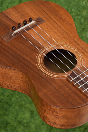 Palm Tree Ukulele No. 117 (Style 1 Koa Tenor)