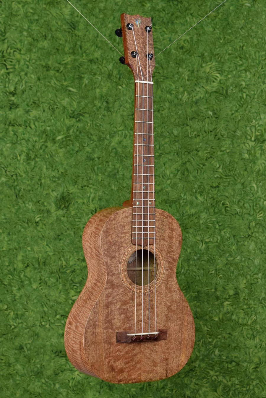 Palm Tree Ukulele No. 118 (Style 1 Mango Tenor)