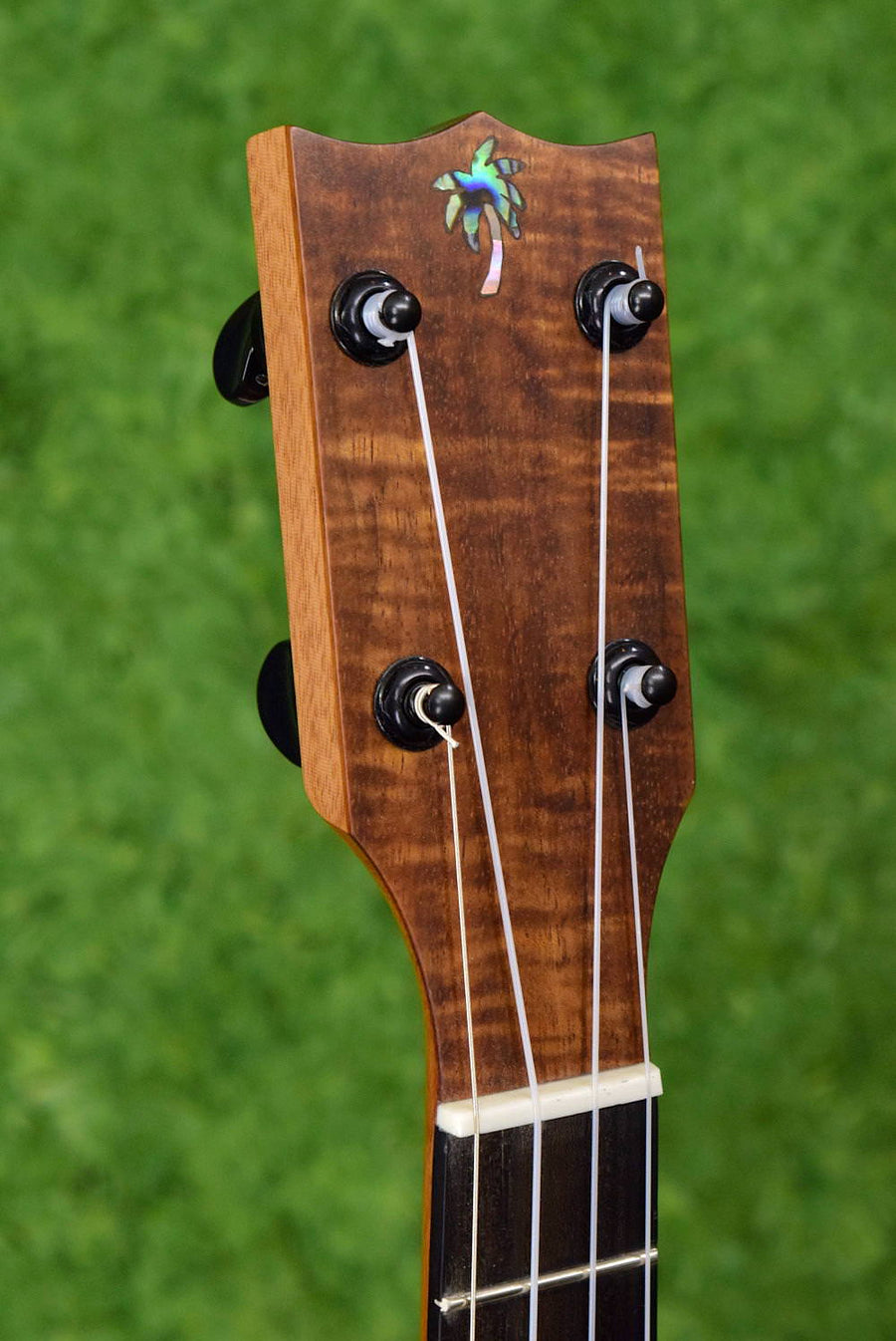 Palm Tree Ukulele No. 119 (Style 2 Koa Tenor)