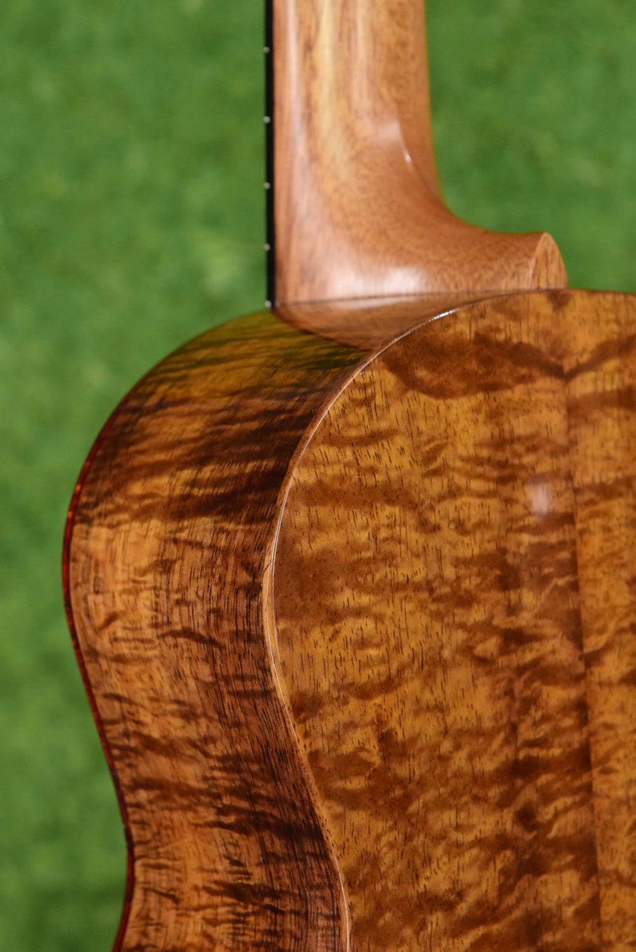 Palm Tree Ukulele No. 120 (Style 2 Koa Tenor)