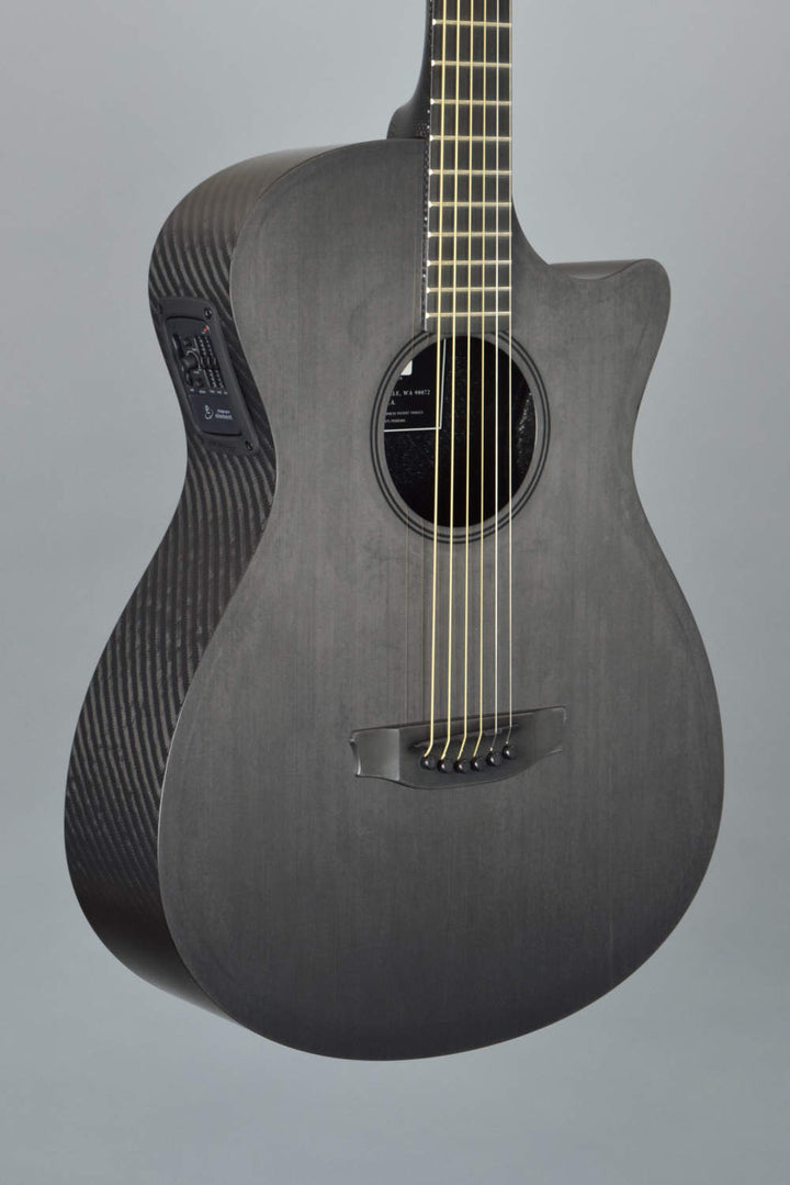 RainSong CH-OM1000NS Carbon Fiber Acoustic Guitar (Floor Model)