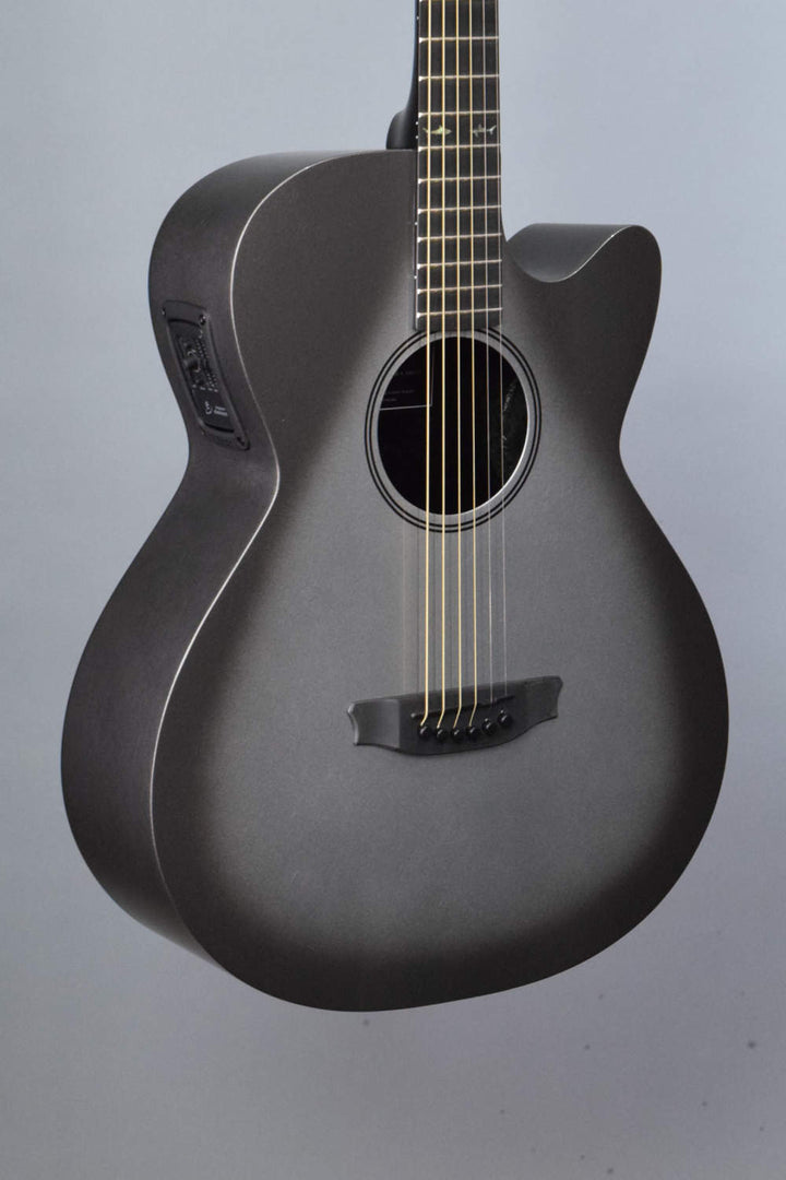 RainSong CH-WS1000NSP Carbon Fiber Acoustic-Electric Guitar w/ Pewter Finish (Floor Model)