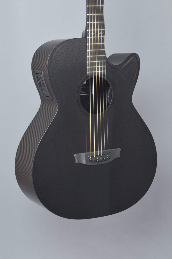 RainSong CH-WS1000NS Carbon Fiber Acoustic-Electric Guitar (Floor Model)