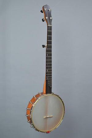 "Used Chuck Lee 11"" Custom Open Back Banjo (2012)"