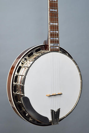Used Hawthorn Bowtie Resonator Banjo (#1003)