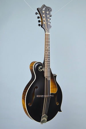 Used Northfield F5S Blacktop F-Style Mandolin w/ K&K Pickup (2020)