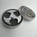 New EDC Metal Tri-Spinner Fidget Toys
