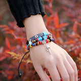Multi Layer Vintage Bracelet
