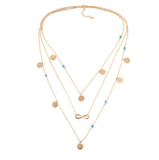 Multi-Layer Necklaces