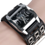 Gothic Style Skull Quartz Watches