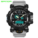 LED Digital Military Waterproof Sports Watches