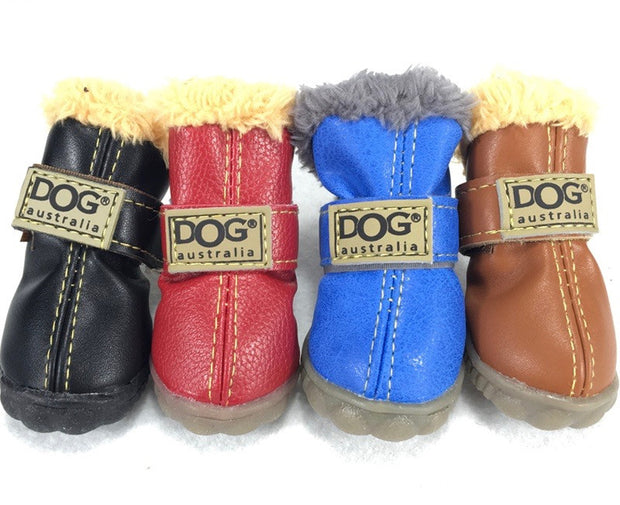 Doggie Winter Shoes