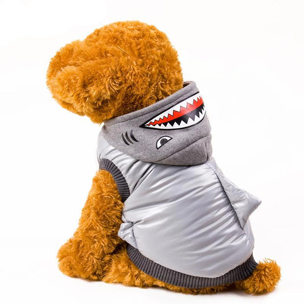 Shark Pupper Jacket