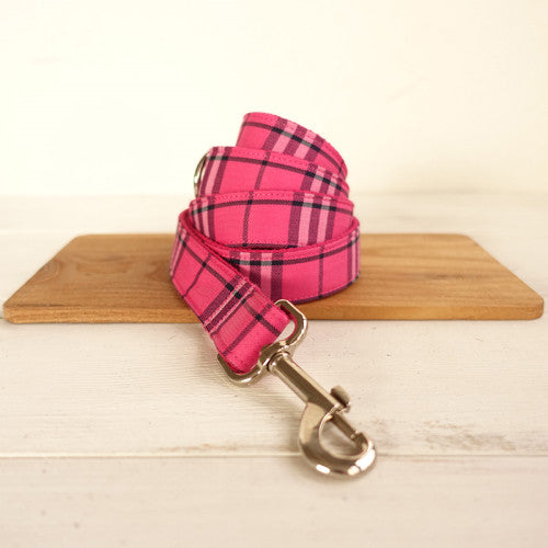 The Pink Plaid