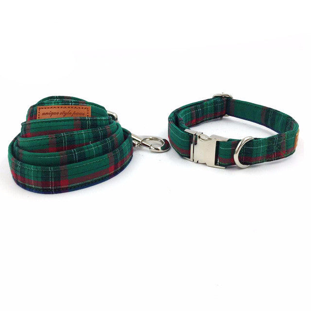 The Green Mountain Plaid