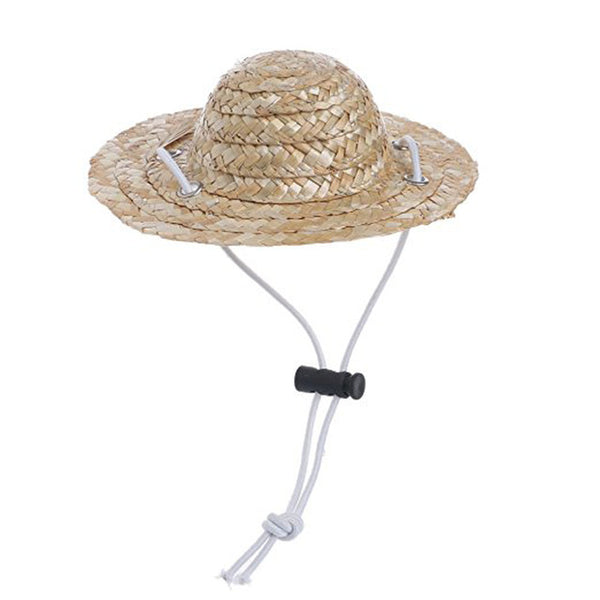 Straw Farmer's Hat