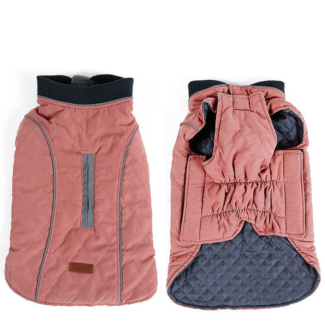Cozy Padded Winter Vest