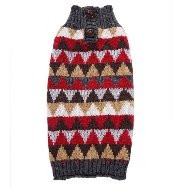 Dion Triangle Sweater