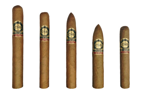 CSB Connecticut Taster (5-Pack) - Cigars2Me