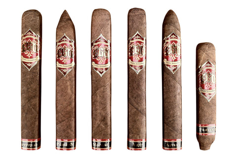 EGO Red Taster (7-Pack) - Cigars2Me