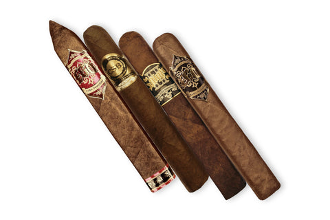 Full Body Taster (8-Pack) - Cigars2Me