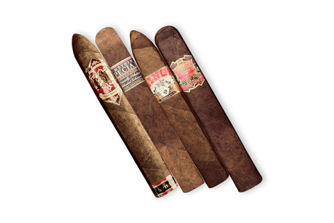 Torpedo | Belicoso (4-Pack) - Cigars2Me