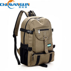 Fashion shoulder casual backpack - Unisex