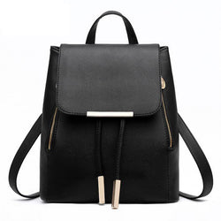 High Quality  Leather Backpacks Herald Fashion