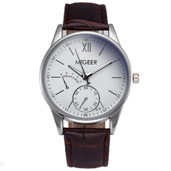 Fashion Roman Numerals  Watch - Men