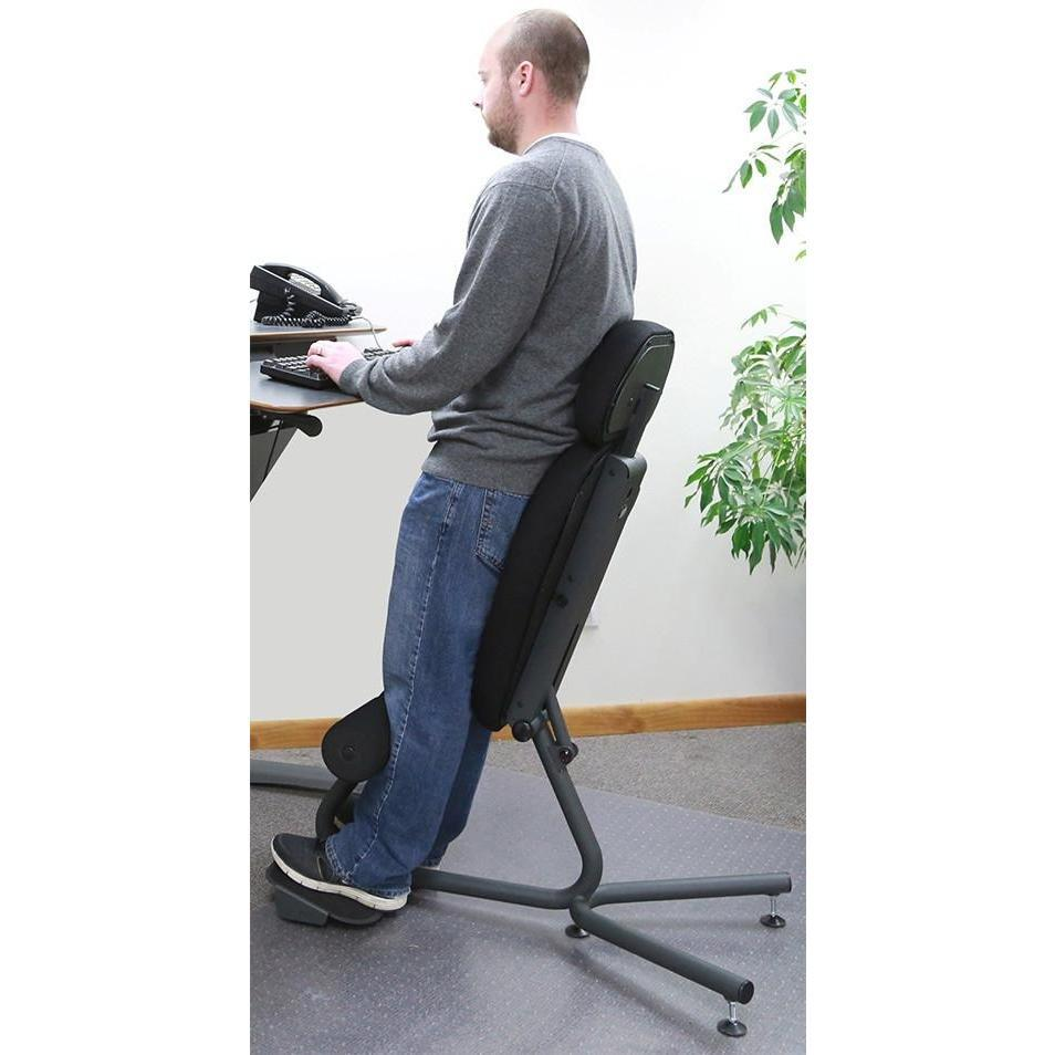 Captivating ... Health Postures Stance Move Sit Stand Chair EXT 5050 Stup Desk ...