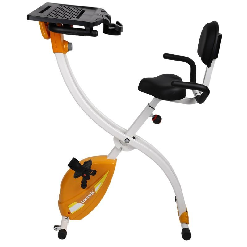 Fantastic Loctek Fx1M Fitness Magnetic Loctop Bike With Tabletop Download Free Architecture Designs Intelgarnamadebymaigaardcom