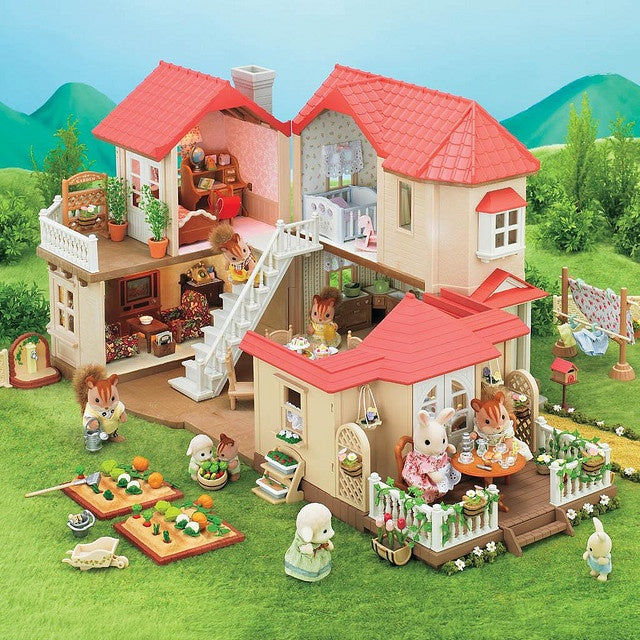 Sylvanian Families Connectable Buildings Which Buildings Connect Sylvanian