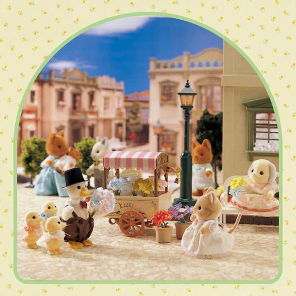Sylvanian Families Urban Life series - 1980's to early 1990's
