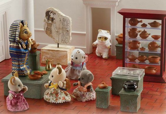 Sylvanian Families Museum and Art Gallery Trip