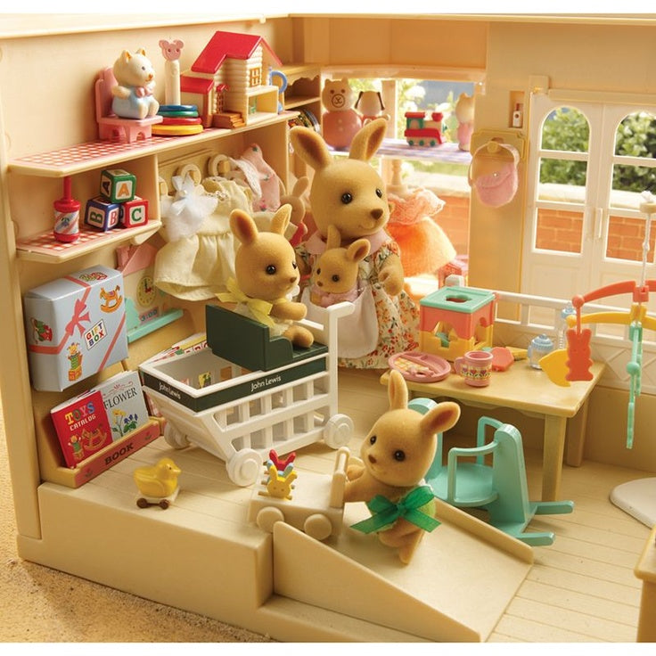 Buying And Selling Second Hand Sylvanian Families In