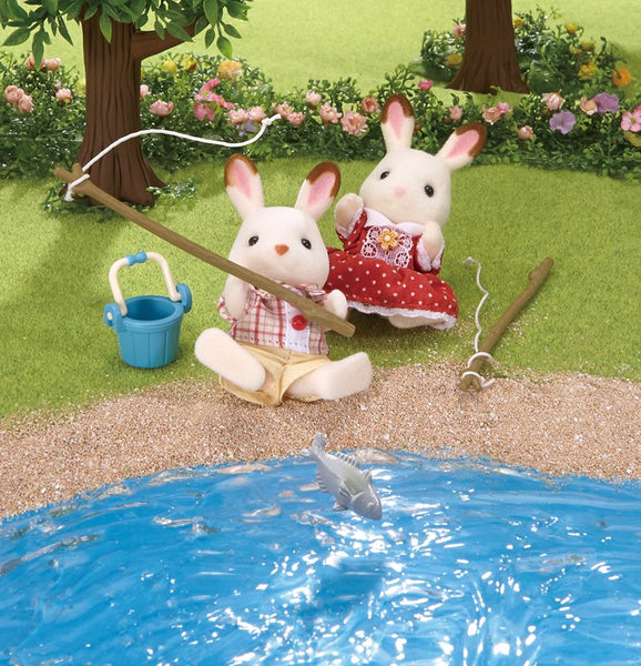 Sylvanian Families Fishing expedition Sylvania