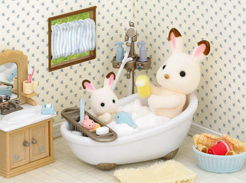 Tips for cleaning Sylvanian Families figures