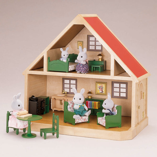 Sylvanian Families Vintage 1980's furniture green